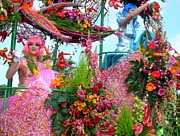 Anna Duyunova Art Photos - Carnival. Battle of Flowers by Anna  Duyunova