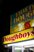 Doughboy Posters - Carnival Food Poster by Jeff Porter