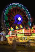 Lightning Decorations Photo Prints - Carnival Print by James Bo Insogna