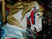 Digital Photography - Carnival Steed by Lynn-Marie Gildersleeve