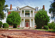 Franklin Farm Photo Posters - Carnton Plantation Poster by Pamela Parton