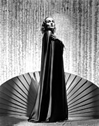 Full-length Portrait Prints - Carole Lombard, 1936 Print by Everett