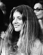 Candid Family Portraits Posters - Caroline Kennedy, 16 Years Old Poster by Everett