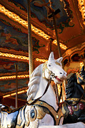Detail Photos - Carousel horse by Fabrizio Troiani