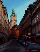 Stockholm Photos - Carpe Diem Stockholm by Mark Montana
