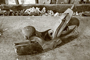 Cooperage Framed Prints - Carpentry tools Framed Print by Gaspar Avila