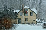 Brandywine Photos - Carriage House by Gordon Beck