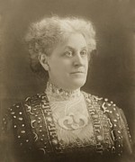 Chapman Framed Prints - Carrie Chapman Catt, Was President Framed Print by Everett