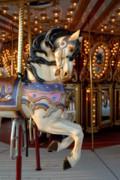 Carrousel 44 Print by Joyce StJames
