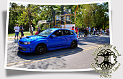 Subaroots Art - Cars Crossing 283 by PhotoChasers
