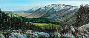 Job - Barber Originals - Carson valley landscape by Seth Johnson