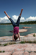 Killarney Provincial Park Photos - Cartwheel by Ted Kinsman