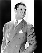 1930s Fashion Photo Prints - Cary Grant, 1930s Print by Everett