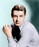 Incol Prints - Cary Grant, Ca. 1936 Print by Everett
