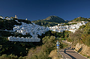 Casares Metal Prints - Casares Metal Print by Rod Jones