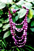 Purple Jewelry Originals - Cascade  by Piper  Cason