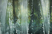 Cascading Water Prints - Cascading Water Print by Anahi DeCanio