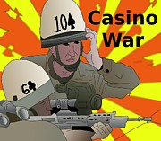 Casino Artist - Casino War Snipers