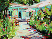 Taos Originals - Casita Blanca by Marie Massey