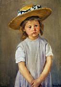 Cassatt: Girl, C1886 Print by Granger