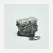 Old Objects Prints - Cassette Print by Sbk_20d Pictures