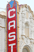 West Coast Art Prints - Cast at The Castro Theater in San Francisco . 7D7599 Print by Wingsdomain Art and Photography