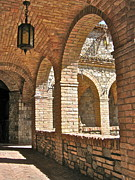 Italian Art Metal Prints - Castello Amorosa Metal Print by Italian Art