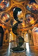 Staircase Originals - Castello Ducalle by John Galbo