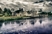 Desmond Prints - Castle Desmond Adare County Limerick Ireland Print by Joe Houghton