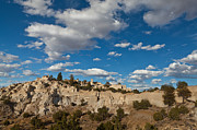 Cliff Photo Originals - Castle Gardens Wyoming by Steve Gadomski
