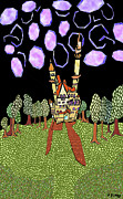 Fairyland Castle Posters - Castle Hill Poster by Charles Pulley