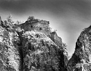 Movies Photo Originals - Castle Ruin Germany by Phantasmagoria Photography