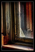 Prague Castle Digital Art - Castle window by Petr Nikl