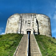 Fantasy Art - #castle #york #yorkuk #uk #england by Abdelrahman Alawwad