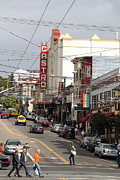 Castro Photos - Castro Theater in San Francisco . 7D7572 by Wingsdomain Art and Photography