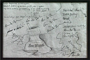 Notes Drawings - Casual Notes by Two 1980 by Glenn Bautista