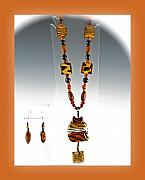 Animals Jewelry - Cat by Cheryl Brumfield Knox