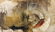 Abstracts Mixed Media Prints - Catch 22 Print by Michel  Keck