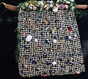 Glass Tapestries - Textiles - Catch o the Day by Patricia Griffin Brett