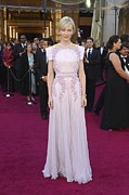 Academy Awards Oscars Photos - Cate Blanchett  Wearing A Givenchy by Everett