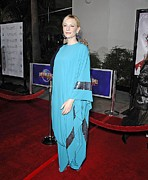 Gibson Amphitheatre Framed Prints - Cate Blanchett Wearing Missoni Framed Print by Everett
