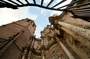 Gate Framed Prints - Catedral de Valencia Framed Print by Fabrizio Troiani