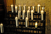 Peter  McIntosh - Cathedral Candles