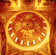 Mozaic Art - Cathedral Ceiling by Alex Haglund