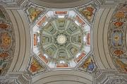 Religious Photography Posters - Cathedral Dome Interior, Close Up Poster by Axiom Photographic