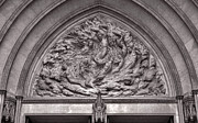 Religious Art Photos - Cathedral Ex Nihilo by Susan Isakson