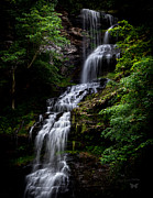 Midland Virginia Prints - Cathedral Falls Print by John Mueller