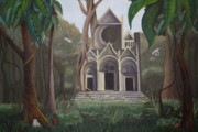 Erin Nessler - Cathedral in a Jungle