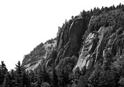 Climbing - Cathedral Ledge BW I by Frank LaFerriere