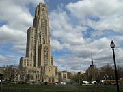 Alfred Ng - Cathedral of Learning Pittsburgh